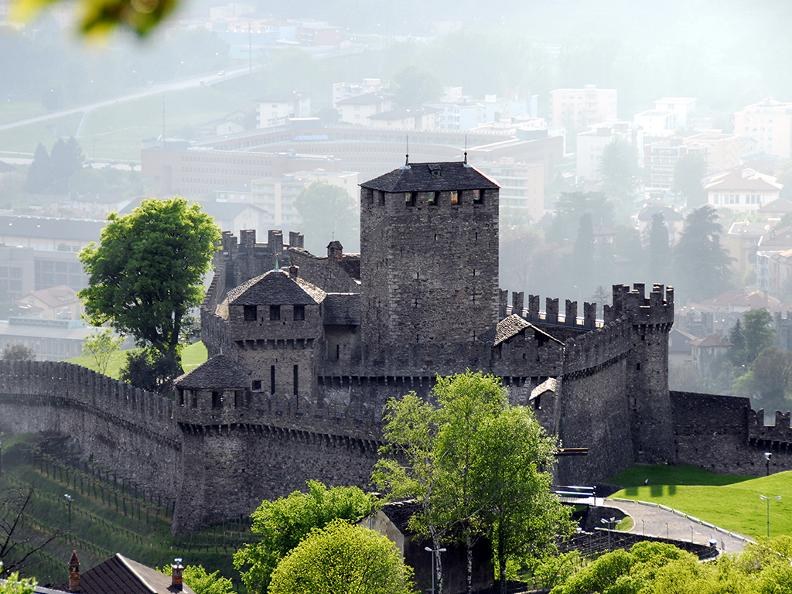 Image 6 - Guided tour of the city of Bellinzona and Castelgrande