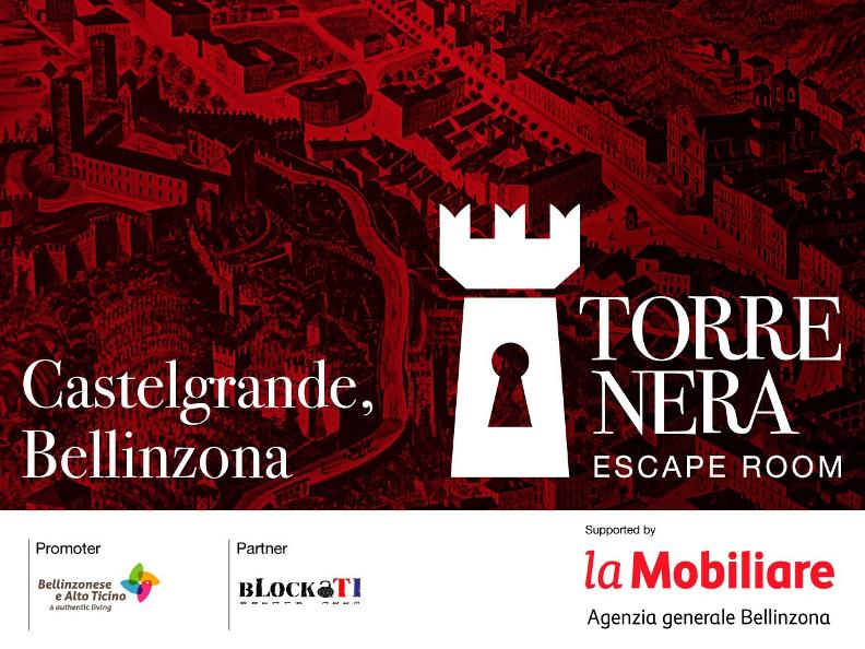 Image 0 - Escape Room - Torre Nera