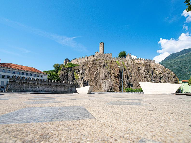 Image 3 - Guided tour of the city of Bellinzona and Castelgrande