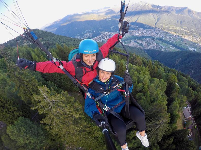 Image 0 - FlyTicino – Paragliding tandem flights in Bellinzonese e Alto Ticino