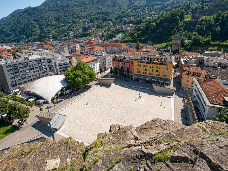 Image 4 - Guided tour of the city of Bellinzona and Castelgrande