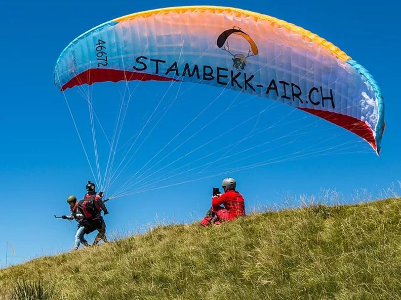 Image 3 - Stambekk Air - Vol en parapente biplace