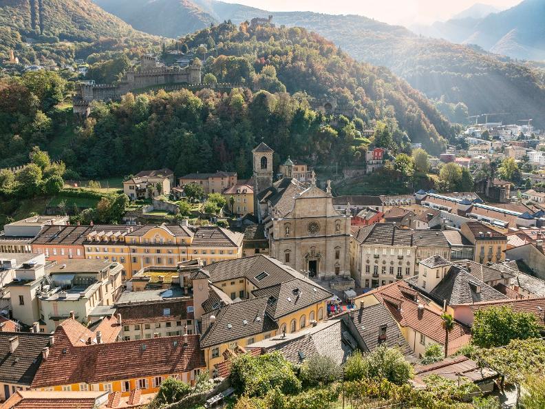 Image 8 - Le marché de Bellinzona