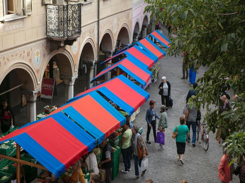 Image 7 - Le marché de Bellinzona