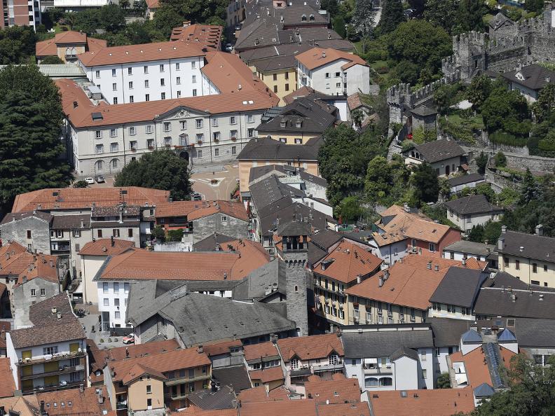 Image 16 - I tre castelli medievali di Bellinzona