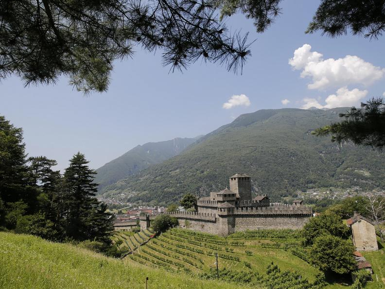 Image 17 - The three Medieval castles of Bellinzona