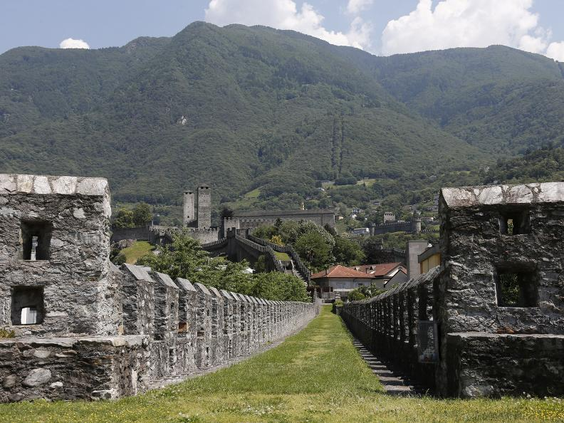 Image 7 - The three Medieval castles of Bellinzona