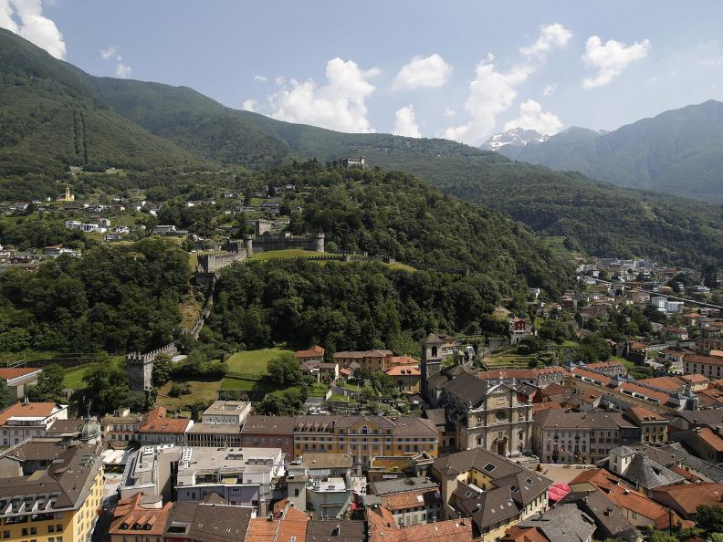 Image 10 - The three Medieval castles of Bellinzona
