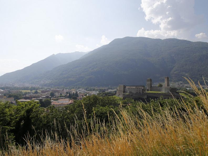 Image 13 - The three Medieval castles of Bellinzona