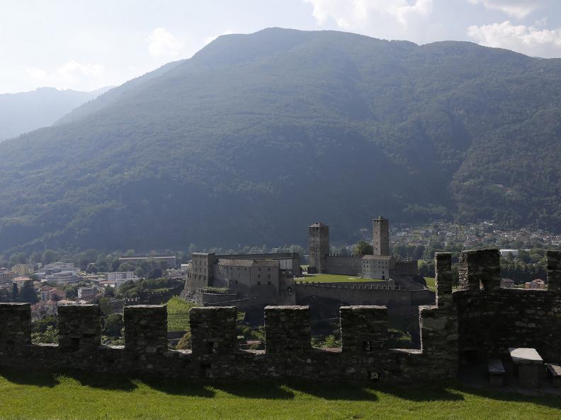 Image 15 - I tre castelli medievali di Bellinzona