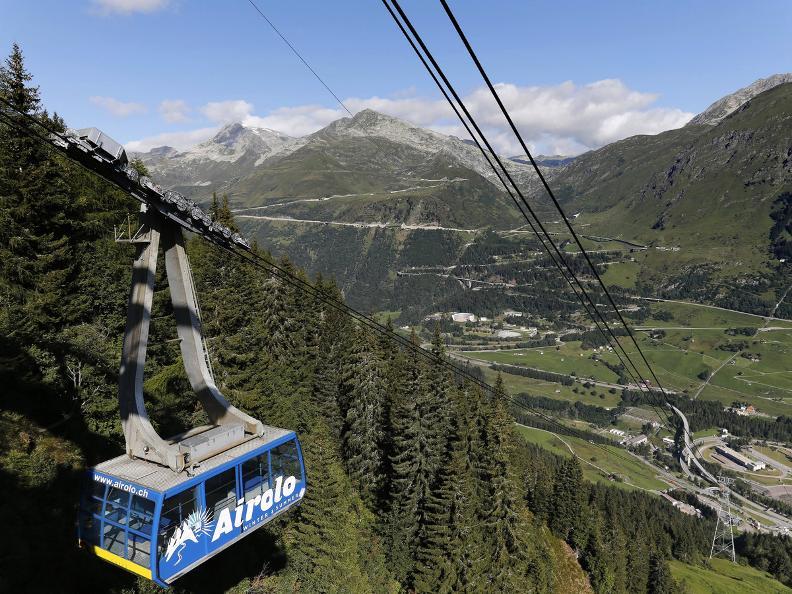 Image 0 - La Strada degli Alpi della Valle Bedretto