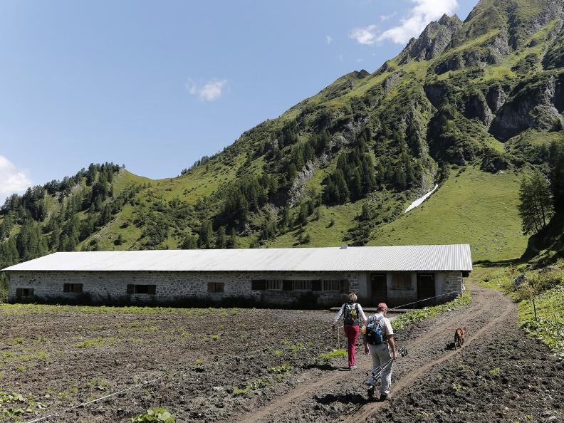 Image 13 - La Strada degli Alpi della Valle Bedretto