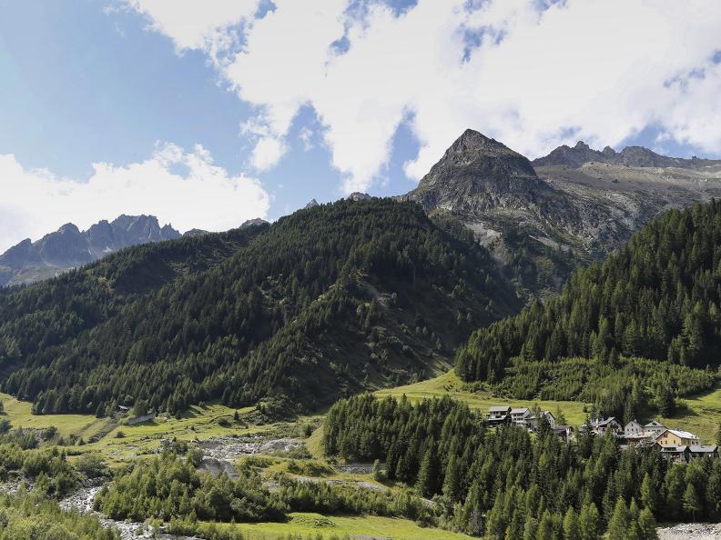 Image 18 - La Strada degli Alpi della Valle Bedretto