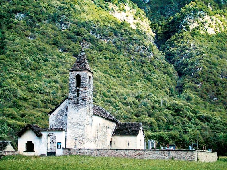Image 0 - Saint Pierre à Motto di Dongio