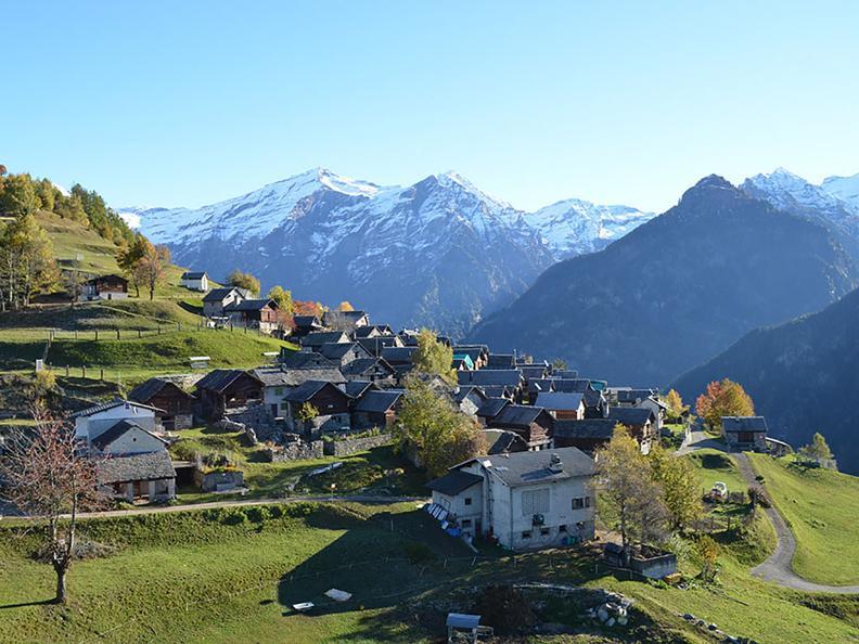 Image 1 - Dagro - Alpe Prou - Alpe Cióu - Dagro
