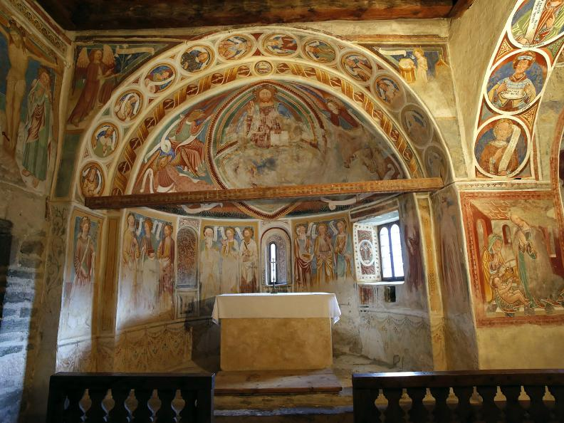 Image 6 - L'église romane de San Carlo à Negrentino