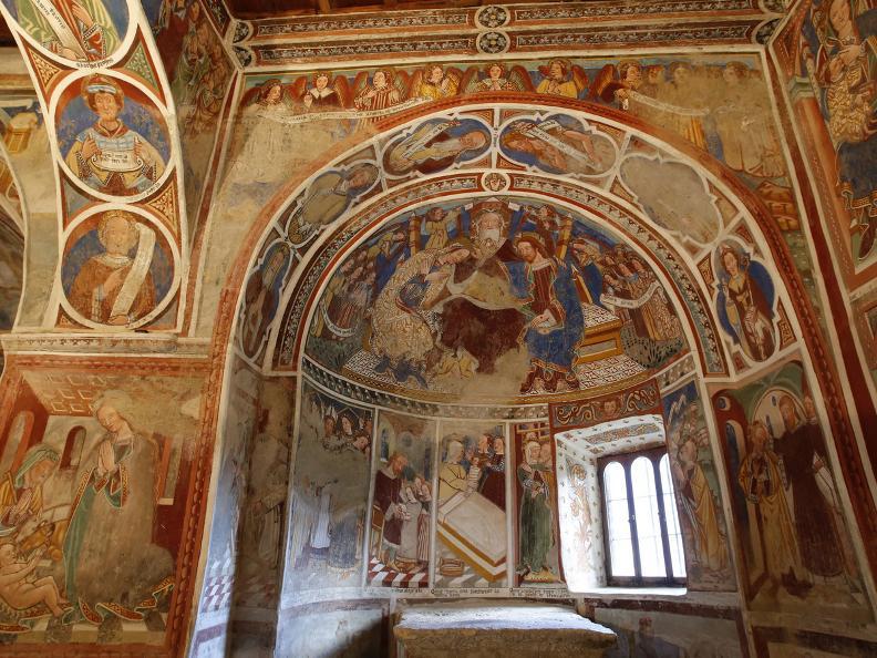 Image 7 - Die romanische Kirche San Carlo in Negrentino