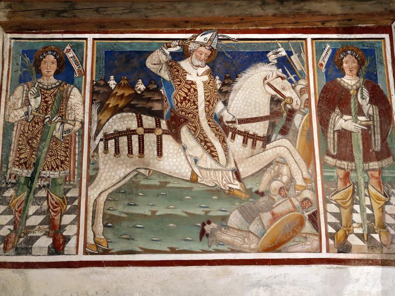 Image 8 - L'église romane de San Carlo à Negrentino