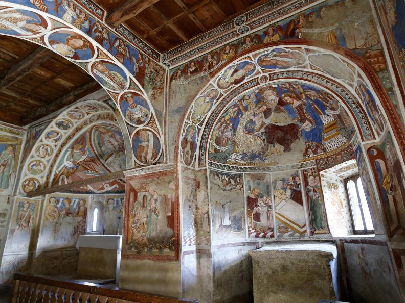 Image 9 - Die romanische Kirche San Carlo in Negrentino