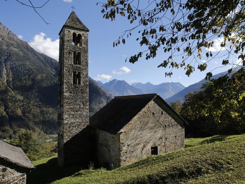 Image 12 - L'église romane de San Carlo à Negrentino