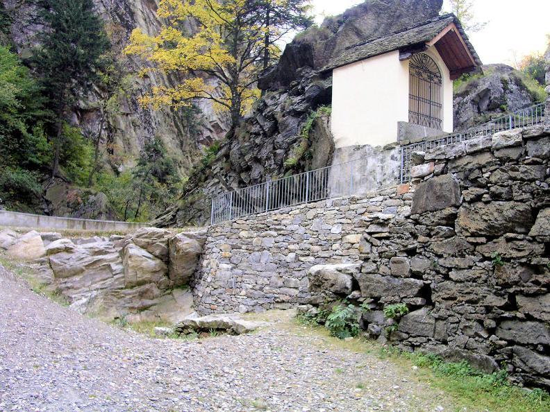 Image 3 - Il Sentiero Gottardo: Dazio Grande - Faido