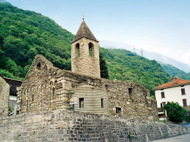 Image 2 - Gnosca: San Giovanni Battista