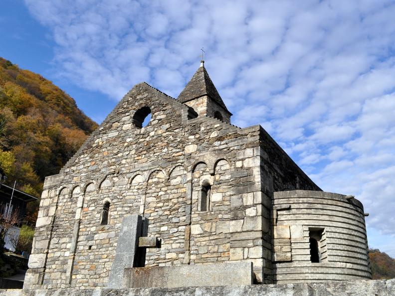 Image 0 - Saint Jean-Baptiste à Gnosca