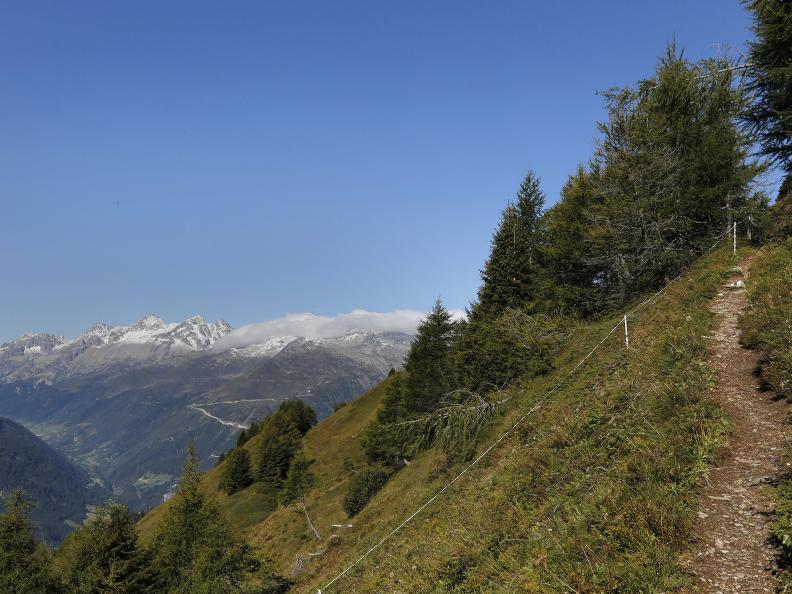 Image 1 - Path of the Piora Valley lakes