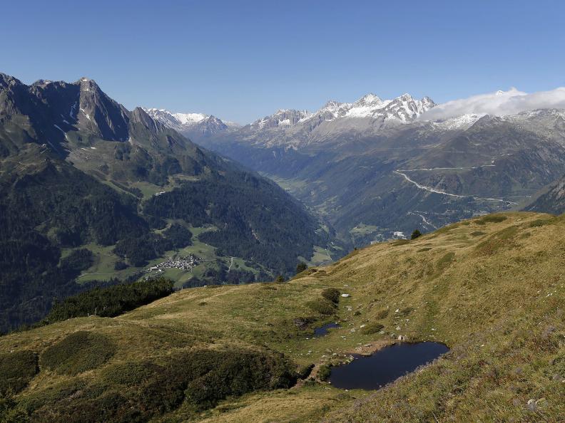 Image 6 - Sentiero dei laghi della Val Piora