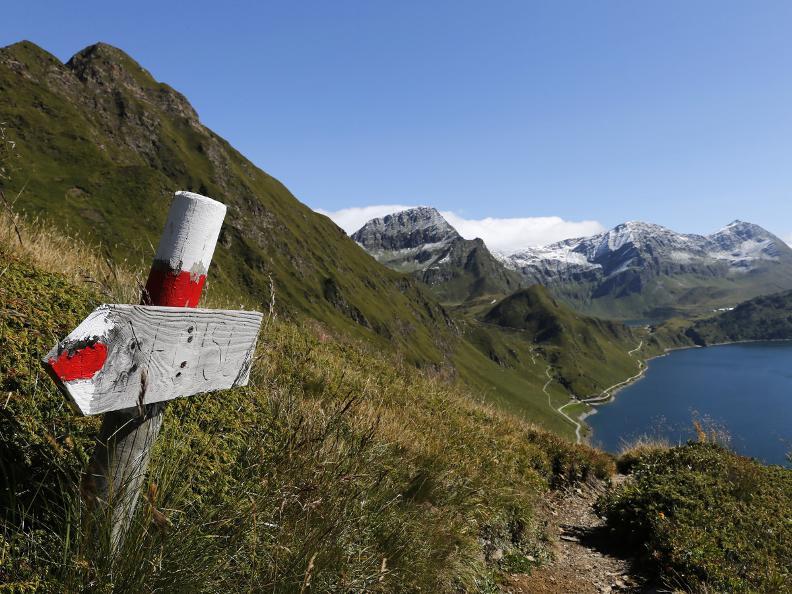 Image 7 - Sentiero dei laghi della Val Piora