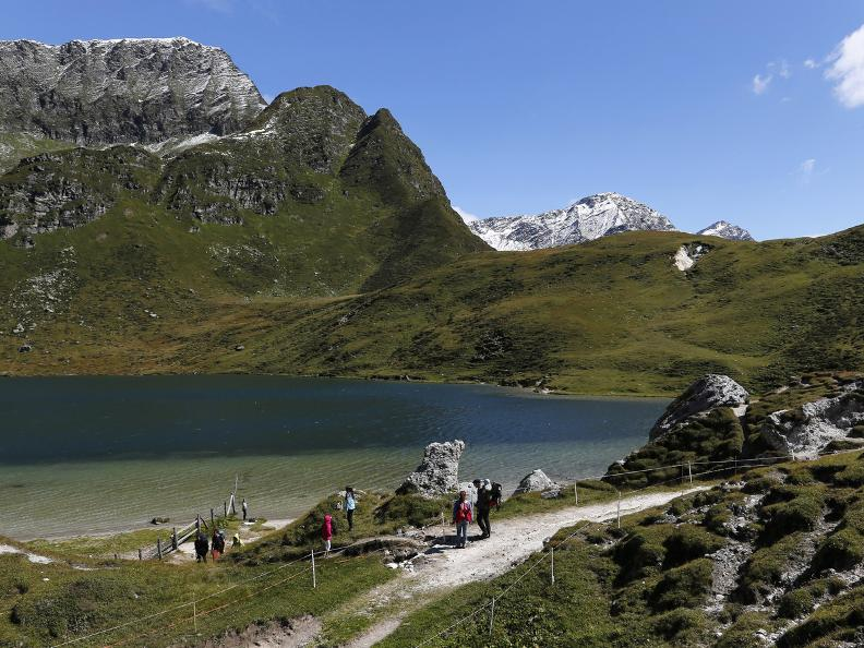 Image 8 - Sentiero dei laghi della Val Piora