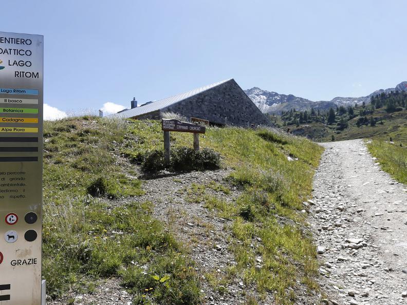 Image 11 - Sentiero dei laghi della Val Piora