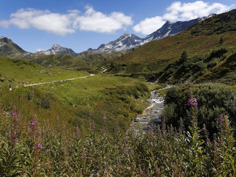 Image 14 - Sentiero dei laghi della Val Piora