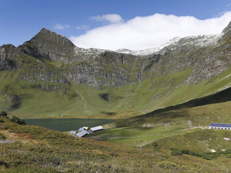 Image 16 - Sentiero dei laghi della Val Piora