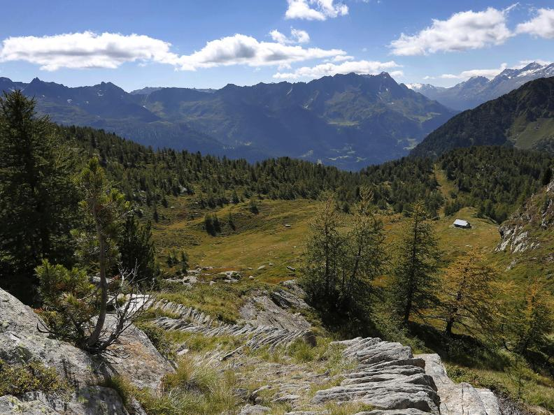 Image 17 - Path of the Piora Valley lakes