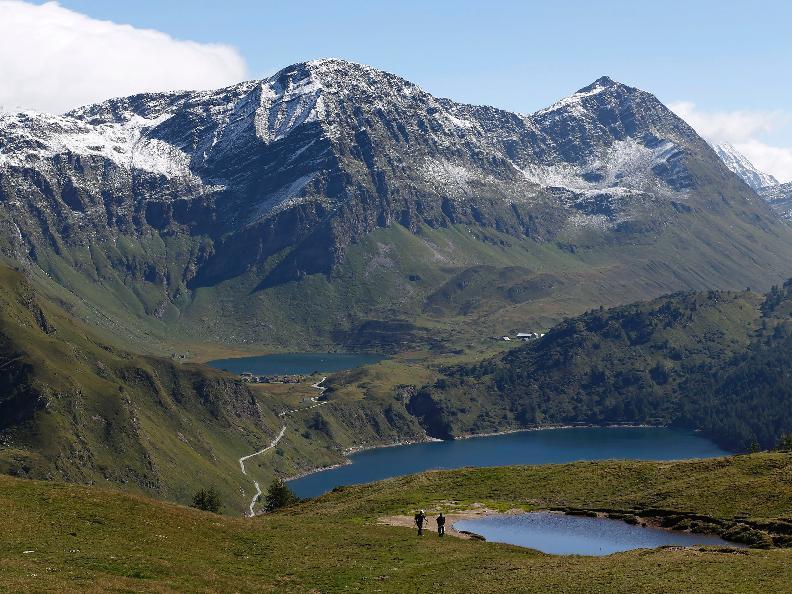 Image 17 - Sentiero dei laghi della Val Piora