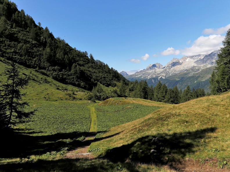 Image 11 - Sentiero Cristallina Tappa 3: Cap. Cristallina - Airolo