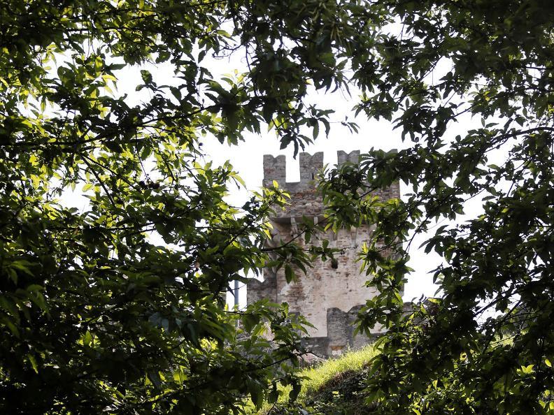 Image 0 - Le colline fortificate di Bellinzona
