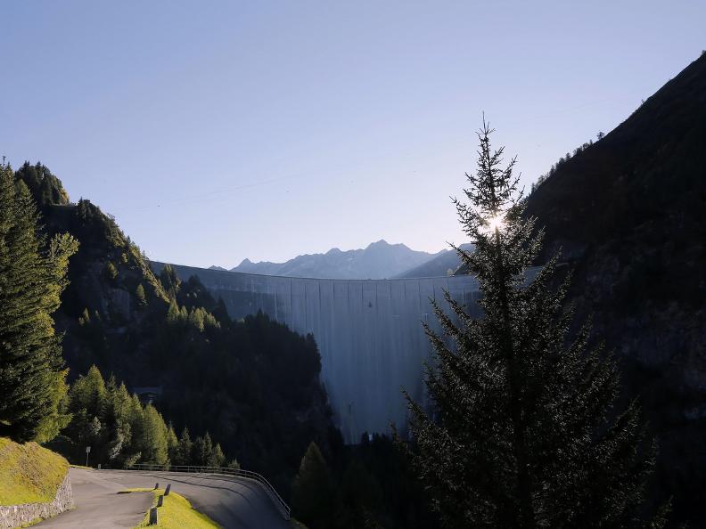 Image 19 - L'altopiano della Greina e il suo arco