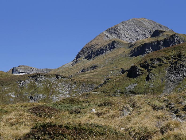 Image 14 - L'altopiano della Greina e il suo arco
