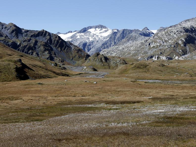Image 7 - L'altopiano della Greina e il suo arco