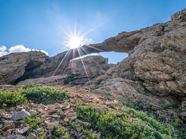 Image 5 - L'altopiano della Greina e il suo arco