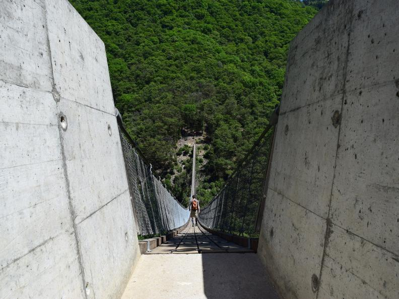 Image 5 - Curzùtt und die Tibetische Brücke Carasc