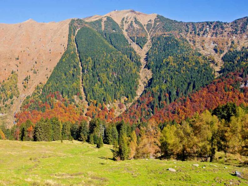 Image 14 - La Via del Ferro in Valle Morobbia