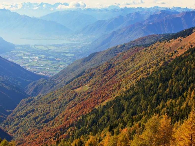 Image 15 - La Via del Ferro in Valle Morobbia
