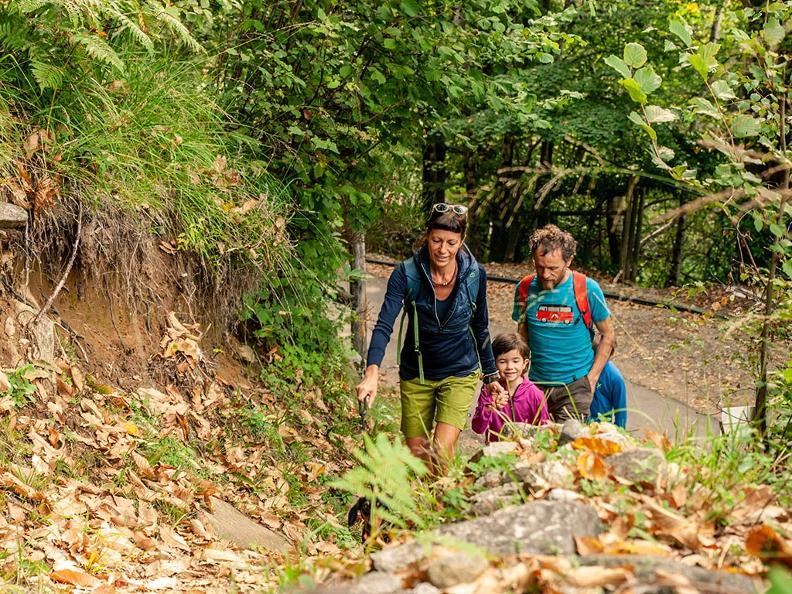 Image 1 - The Via del Ferro in Morobbia Valley
