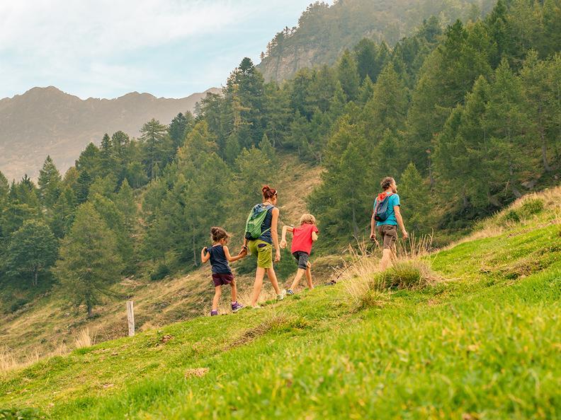 Image 11 - The Via del Ferro in Morobbia Valley
