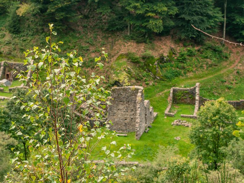 Image 0 - The Via del Ferro in Morobbia Valley