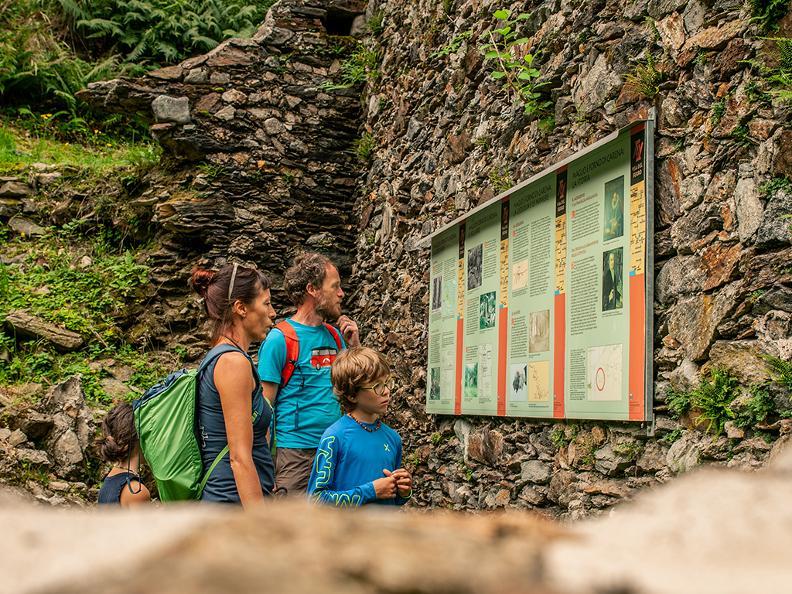 Image 4 - The Via del Ferro in Morobbia Valley