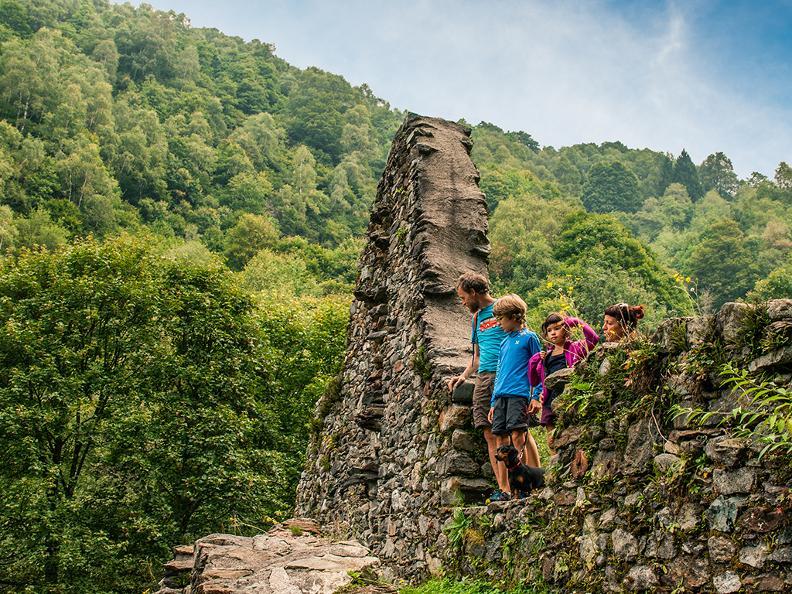 Image 6 - La Via del Ferro in Valle Morobbia